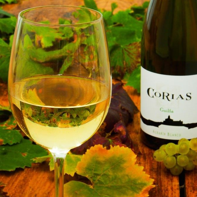 VINO D.O.P. CANGAS BLANCO GUILFA (75 cl.)