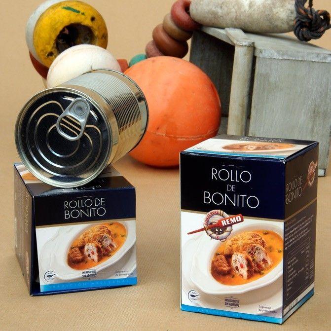 ROLLO DE BONITO (425 g.)