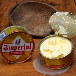 MANTEQUILLA SIN SAL LA IMPERIAL (250 g.)